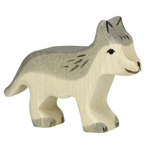 Holztiger wolvenwelp (80110)
