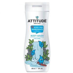 Attitude bodywash