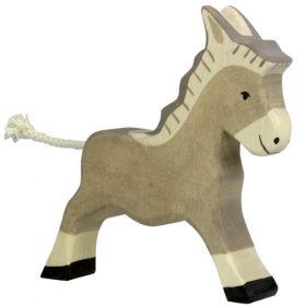 Holztiger ezel (rennend) (80047)