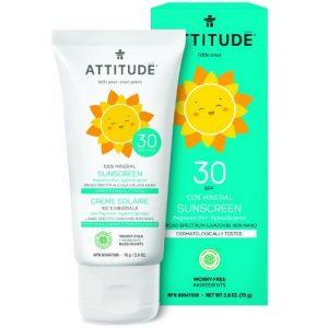 Attitude zonnebrandcreme