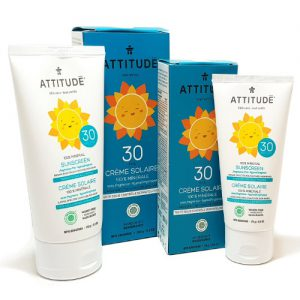 Attitude - zonnebrandcreme