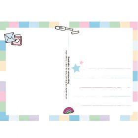 Ansichtkaart In verwachting - Unieke Postkaarten/ Wendy de Boer