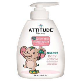 attitude bodylotion parfumvrij