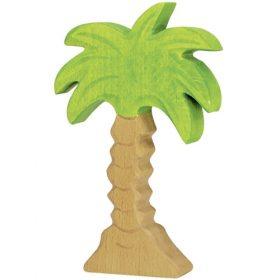 Holztiger palmboom (klein) (80231)