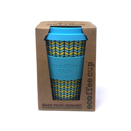 Ecoffee bamboe koffiebeker (norweaven)