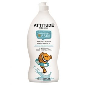 Attitude - afwasmiddel (parfumvrij)
