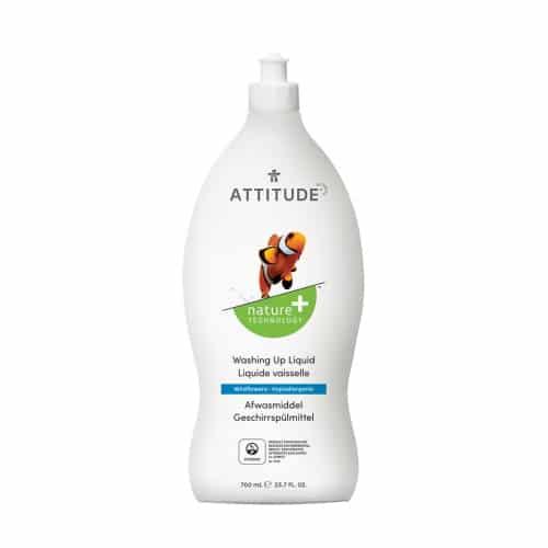 Attitude - afwasmiddel