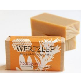 Werfzeep - honingzeep (100gr)