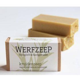 Werfzeep - kruidenzeep (100gr)