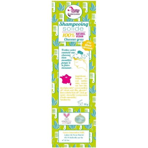Lamazuna blok shampoo (vet haar)