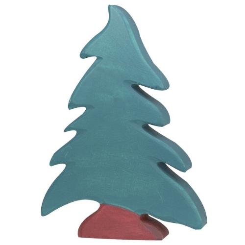 Holztiger naaldboom (80220)