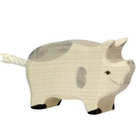Holztiger big (gevlekt) (80070)