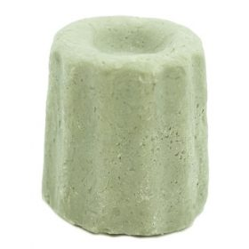 Lamazuna blok shampoo (vet haar) (wild gras)