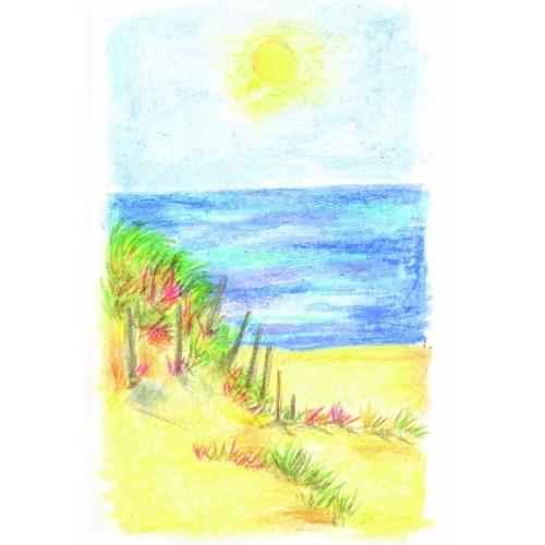 Crayon Rocks zomerkleuren (20 stuks)