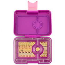 Yumbox mini-snack - bijoux purple (3-vaks)