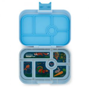 Yumbox original - luna blue unicorn