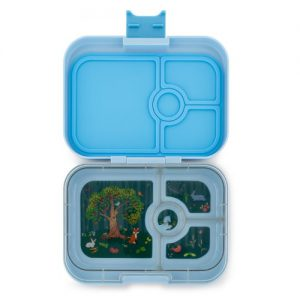 Yumbox panino - luna blue enchanted forest