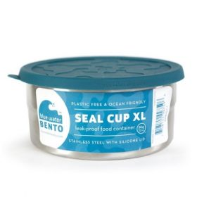 eco seal cup xl - blue water bento