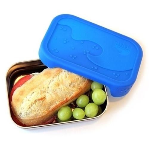 eco splash box - blue water bento