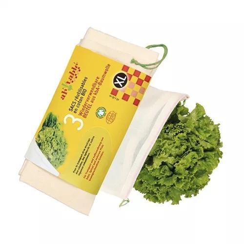 duurzaam katoen herbruikbare zak