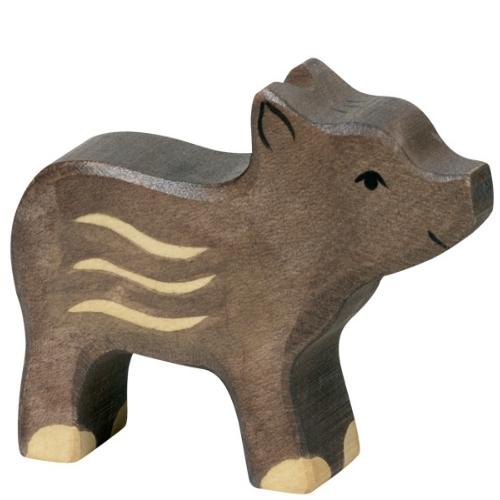 Holztiger jong wild zwijn (80093)