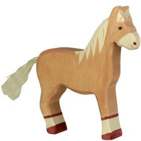 Holztiger paard (80033)
