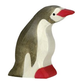 Holztiger pinguin (klein) (80213)