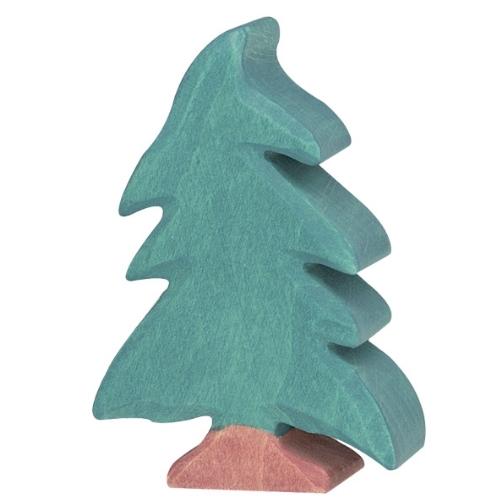 Holztiger naaldboom (klein) (80221)