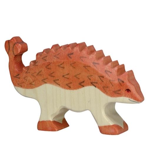 Holztiger ankylosaurus (80341)