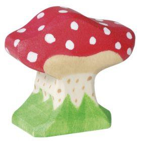 Holztiger paddenstoel (klein) (80353)