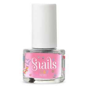 Snails play nagellak- pink bang