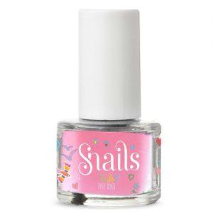 Snails play nagellak- pink bang
