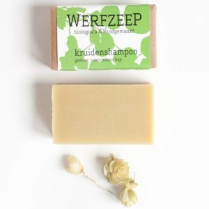 Werfzeep - kruidenshampoo (100gr)