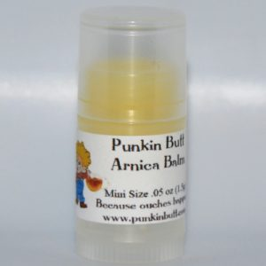 Punkin Butt arnica balsem (sample)