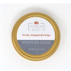 Punkin Butt weatherbalm