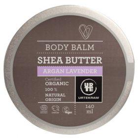 Urtekram Body Balm Shea Butter-argan lavender