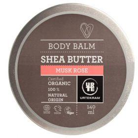 Urtekram Body Balm Shea Butter- musk rose