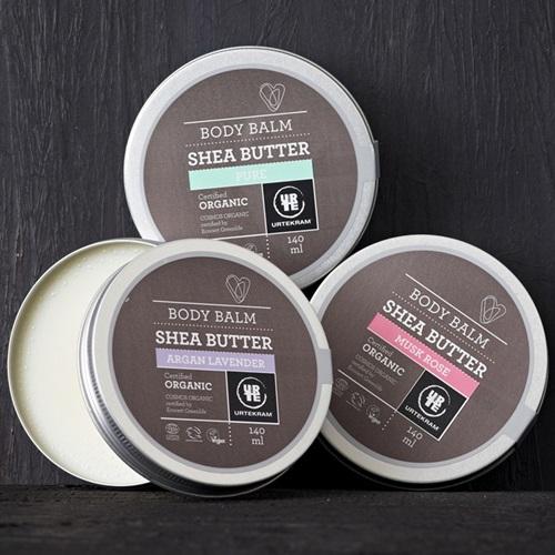 Urtekram Body Balm Shea Butter