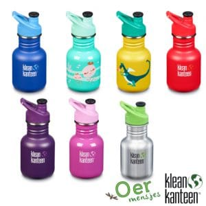 Klean Kanteen Kid Sportcap (355ml)