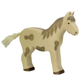 Holztiger paard (80037)