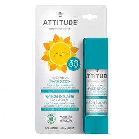 Attitude - Zonnebrandcreme Stick