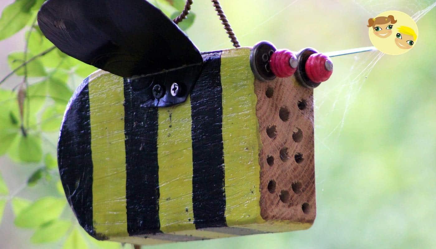 bijenhotel oermensjes