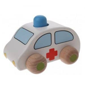 goki houten ambulance