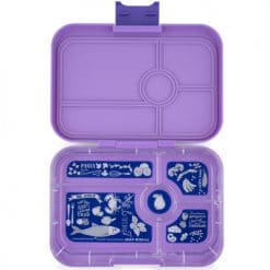 Yumbox tapas- dreamy purple