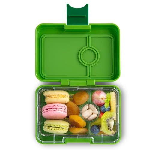 Yumbox mini-snack - go green (3-vaks)