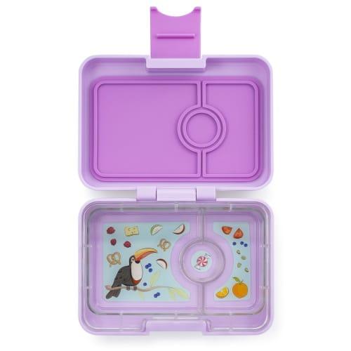 Yumbox mini-snack - dreamy purple