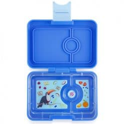 Yumbox mini-snack - true blue