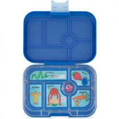 Yumbox original - true blue