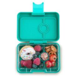 Yumbox mini-snack - kashmir blue (3-vaks)