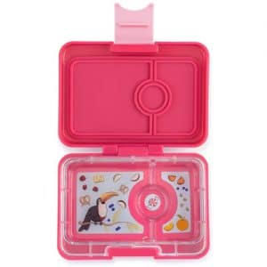 Yumbox mini-snack - lotus pink (3-vaks)
